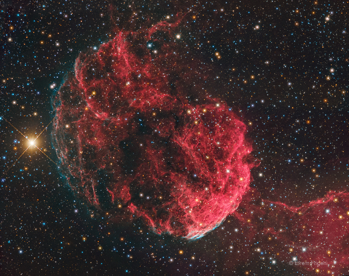 IC 443 - Jellyfish (Supernova Rennant)